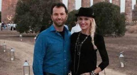 Jolene Blalock married her lover, Michael Rappino.