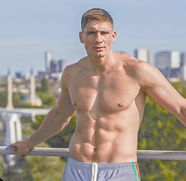 Rico Verhoeven Showing His Body