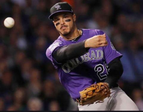 Nolan started his major league career in 2013.