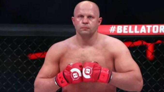 Check Out Details of Fedor Emelianenko' Married Life! Thecelebscloset