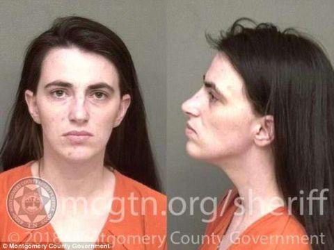 Mellie Stanley arrested in Kentucky.