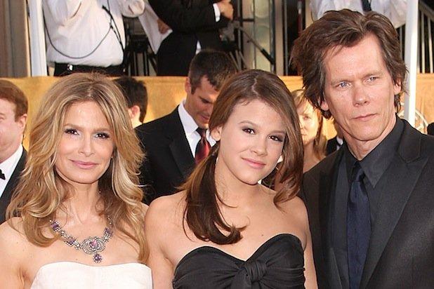 Sosie With her Parents