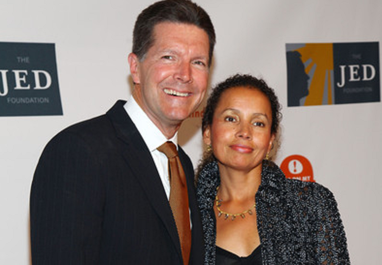 Phillips and his wife Debra