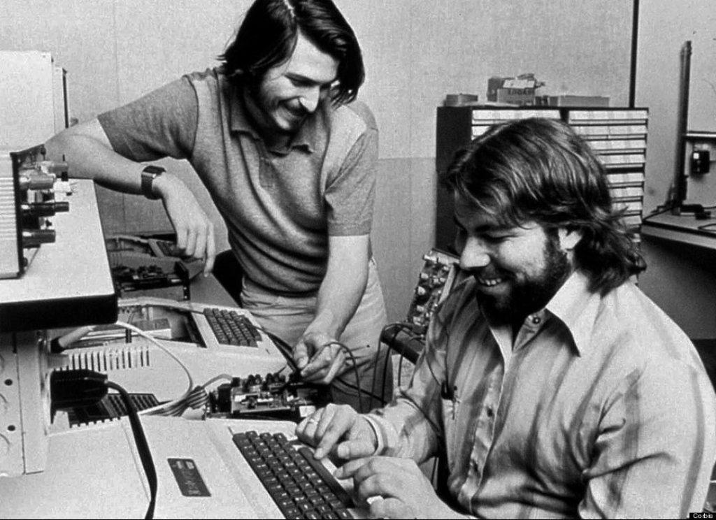 Steve wozniak's early life