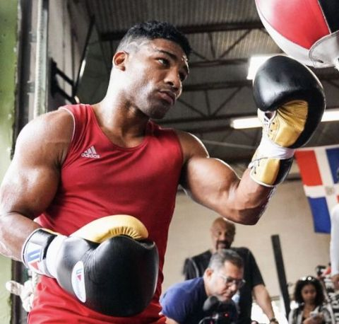 Yuriorkis Gamboa is also known as the cyclone from Guantanamo. known as