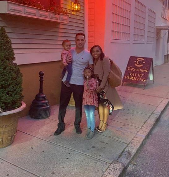 Shayanna Jenkins Family