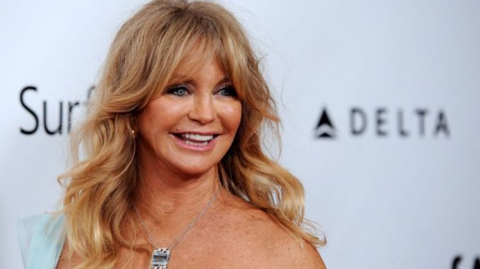 Goldie Hawn holds a net worth of $60 million.
