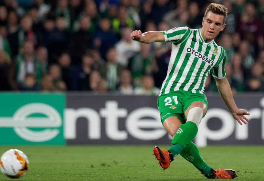 Giovani Lo Celso Betis