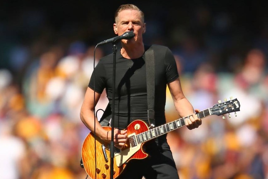 Bryan Adams Famous For