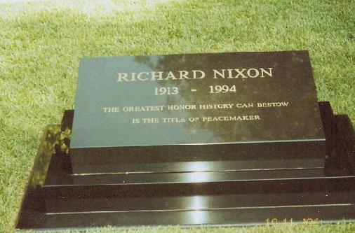 Richard Nixon Funeral