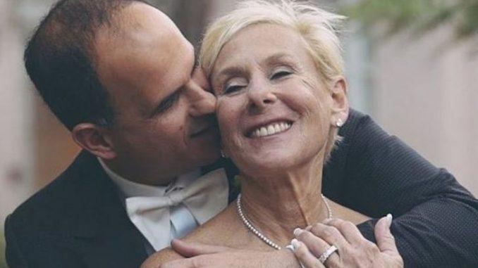 Roberta Bobbi Raffel married Marcus Lemonis in 2018 at Hotel Bel-Air. Source: Answers Africa