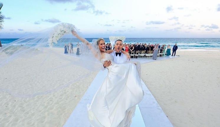 Daniella and Carlos wedding