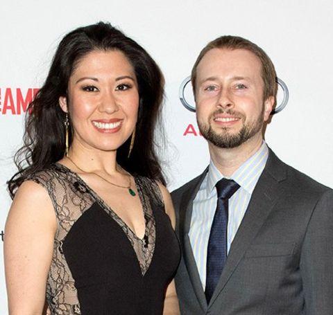 Ruthie Ann Miles is married to Jonathan Blumenstein.