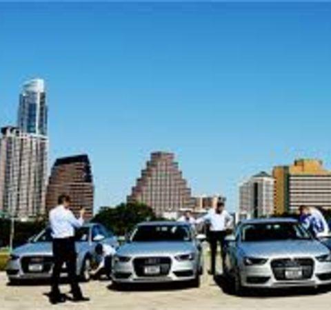 Eduardo Saverin's Audi cars under Silvercar startup.