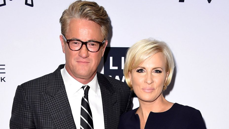Joe and wife Mika