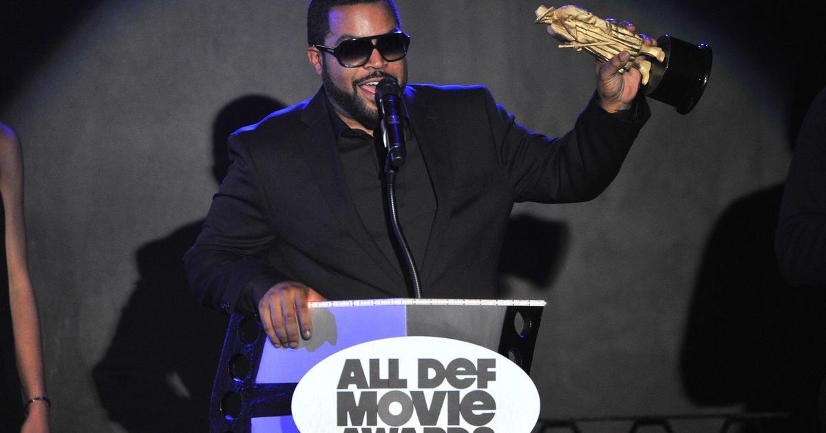 O'Shea Jackson wins big at the All Def awards