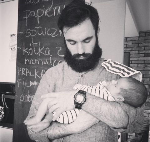 Leah Bortherhead Instagram posts is filled with the photo of aguy name, Mateusz Trzeciak.