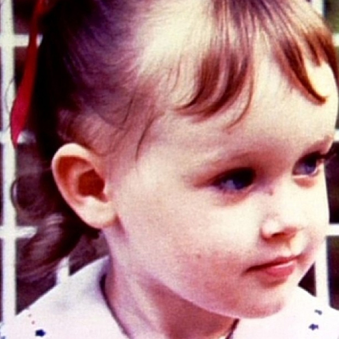Alexis Bledel's childhood