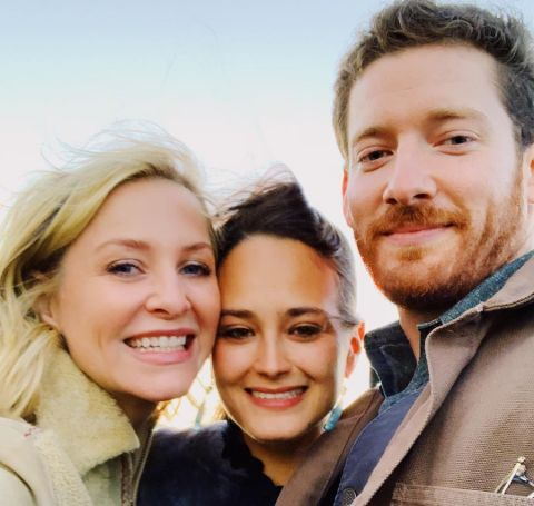 Jessica Capshaw is the eldest sister in her family.