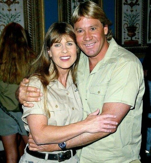 Steve Irwin Wife