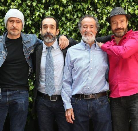 Bruno Bichir is the son of actor Alejandro Bichir and Maricruz Nájera.