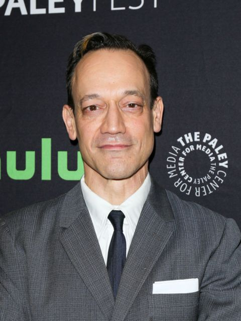 Ted Raimi giving a pose in an event.