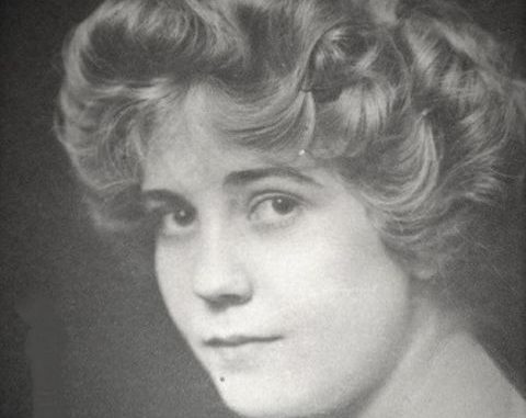 Actress Ethel Fleming poses for a picture.