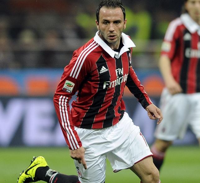 Giampaolo Pazzini AC Milan