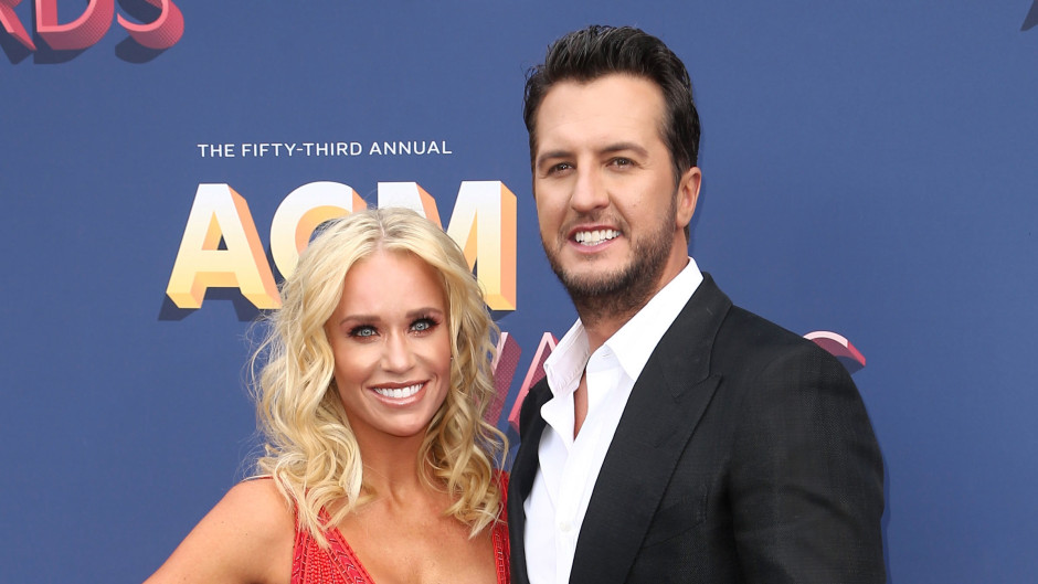 Luke and his wife Caroline Boyer
