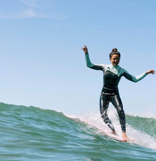 Poeti Norac Surfing