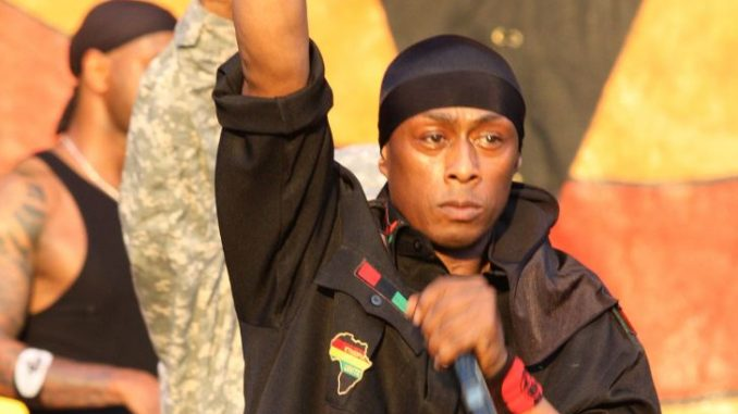 Professor Griff owns a staggering net worth of $5 million. Source: Wikipedia