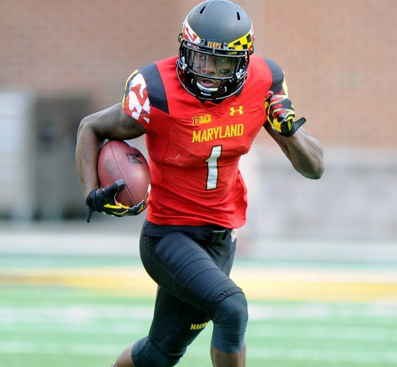 Stefon Diggs COllege