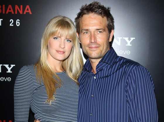 Michael Vartan and ex-wife Lauren Skaar