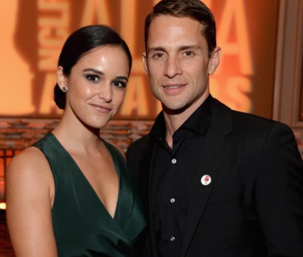 David and his wife Melissa Fumero