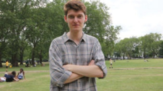 Sam Haygarth is active in the mass as an actor, activist and writer.