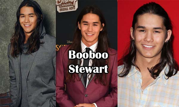 Booboo Stewart Bio, Age, Height, Early Life, Career, Net Worth and More