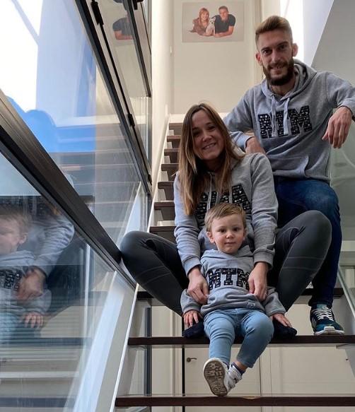 Roberto Torres Morales Family
