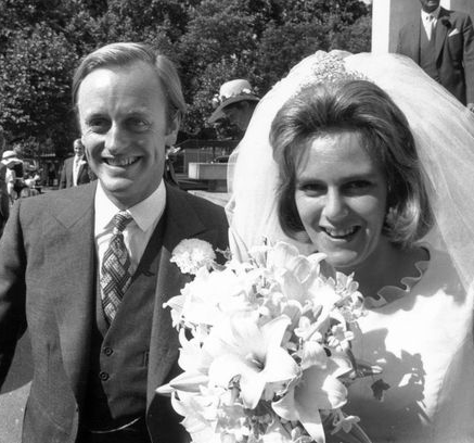 Camilla With Andrew Parker Bowles