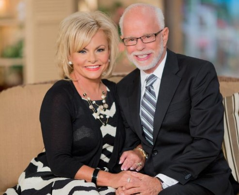 Jim Bakker Married