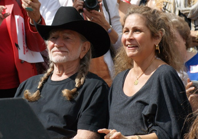 Willie Nelson wife