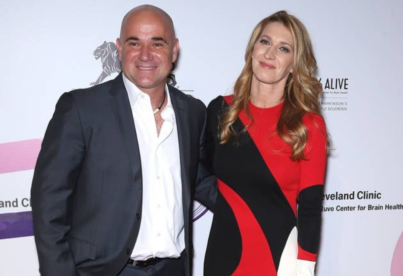 Andre Agassi Wife