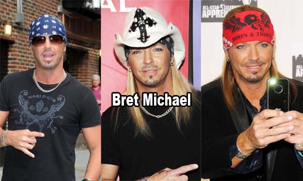 Bret Michael Bio, Age, Height, Weight, Early Life, Career and More