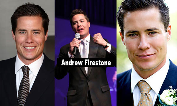 Andrew Firestone Net worth, Salary, Houses, Cars and More