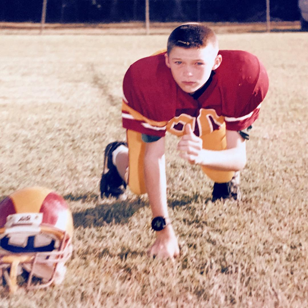 scott eastwood in his childhood