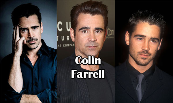 Colin Farrell Bio, Age, Height, Weight, Early Life, Career and More