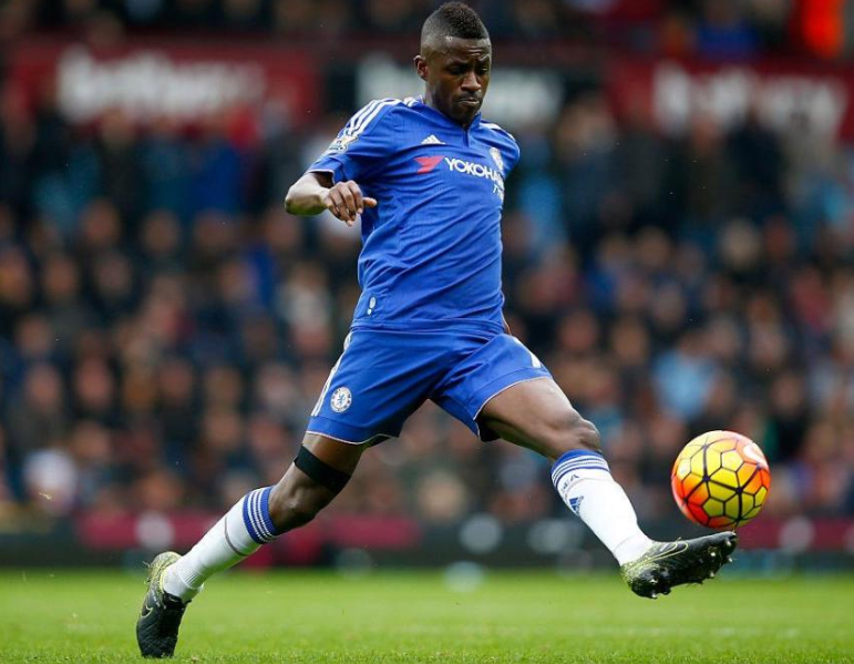 Ramires With Ball