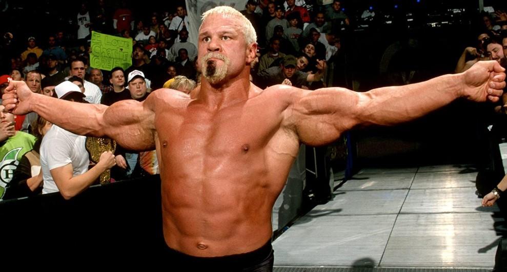 Scott Steiner Wrestler