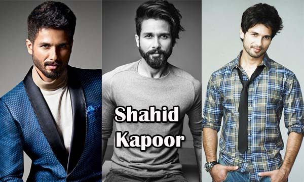 Shahid Kapoor Bio, Age, Height, Early Life, Career, Personal Life & More