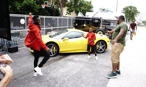 Antonio Brown Car Collection; 5 Cars Owned