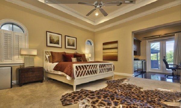 Rob Gronkowski House Bedrooms
